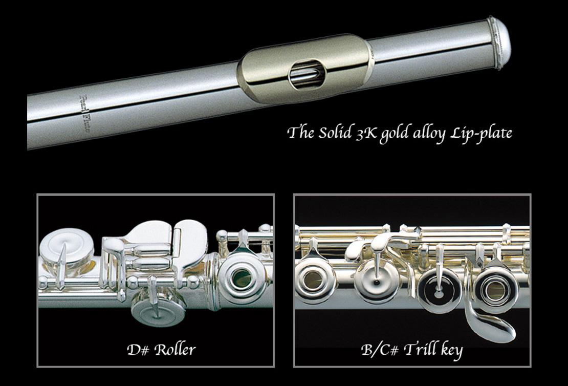 Pearl 795RBE2RB Elegante Series Flute